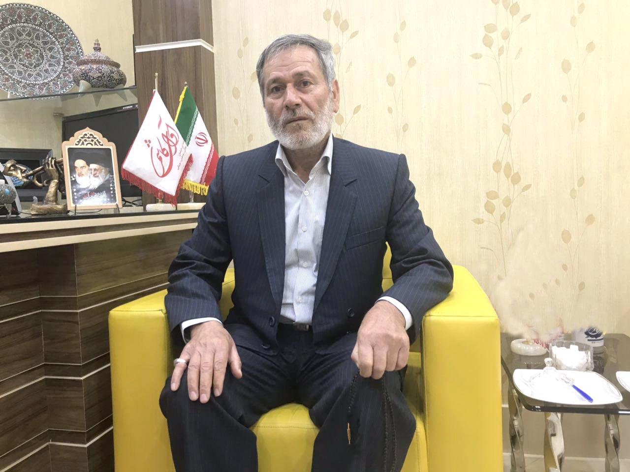 دشمن از دست جمهوریاسلامی خواب ندارد