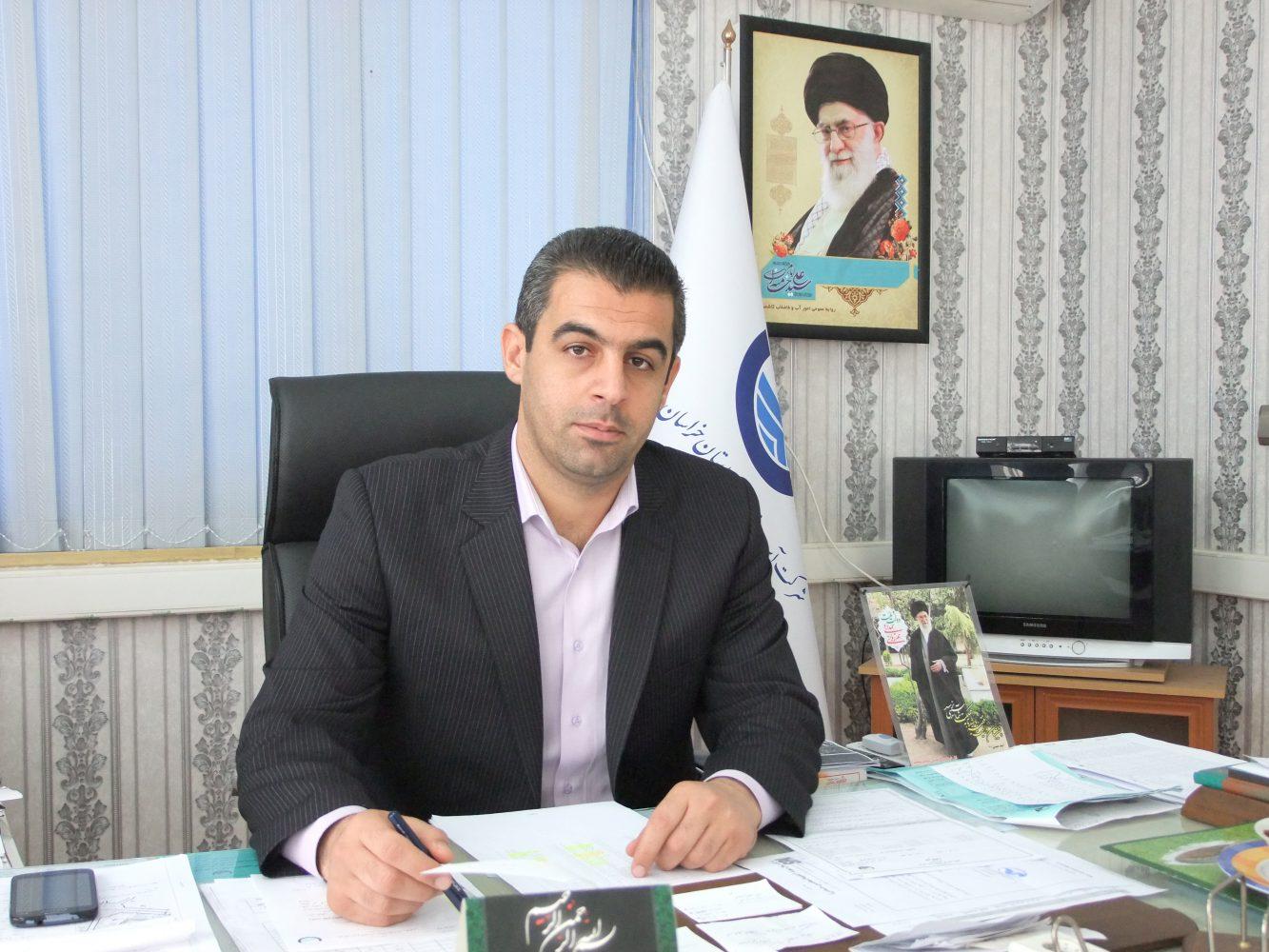 اصلاح بیش از دو هزار متر شبکه توزیع آب آغاز شد