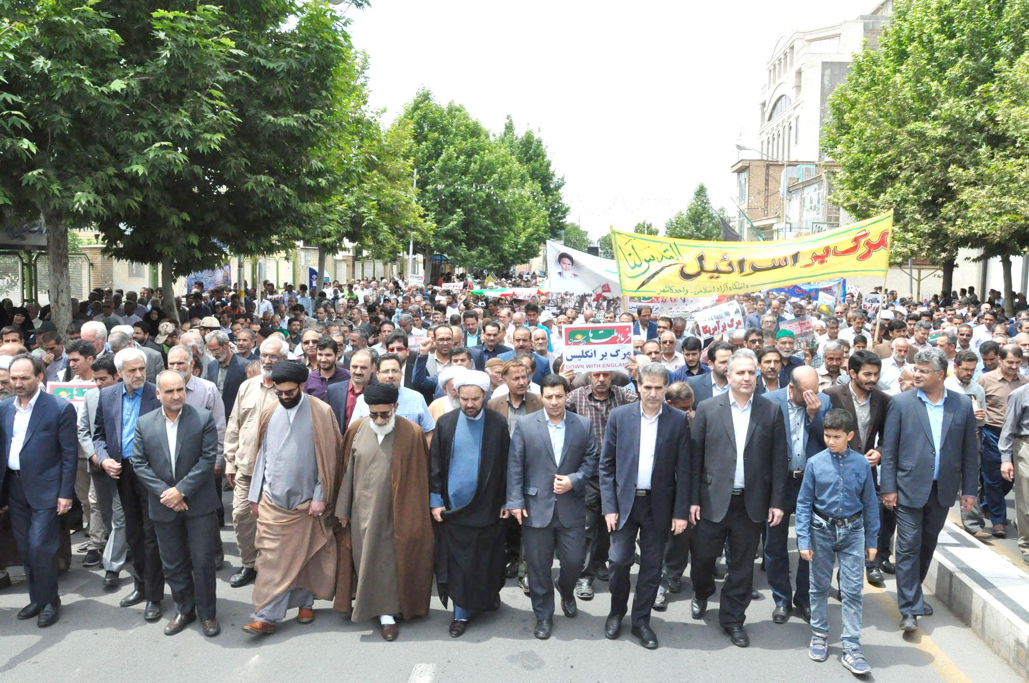 آمریکا و اسرائیل در برابر ایستادگی ملت فلسطین و ایران اسلامی مستأصل شدهاند