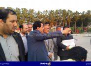 بازدید استاندار خراسان رضوی از پارک بانوان کاشمر