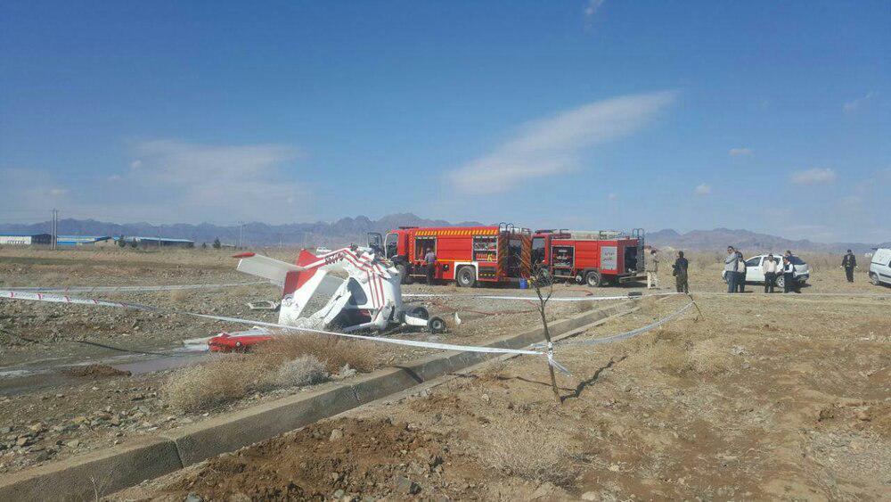 خطای انسانی علت اصلی سقوط هواپیما در کاشمر بود