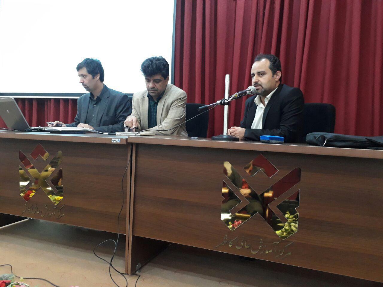 رقابت  3486 داوطلب کنکور در کاشمر آغاز شد
