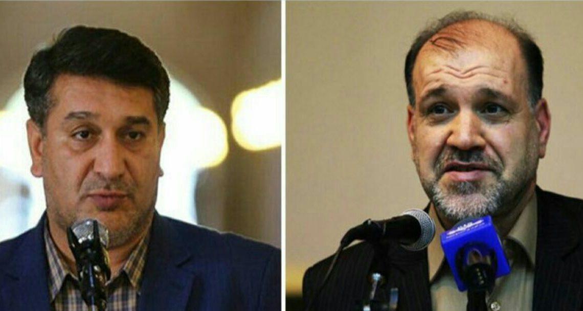 مرور سوابق دو نماینده دستگیرشده مجلس / هر دو از مدیران دوره احمدی نژاد بودند