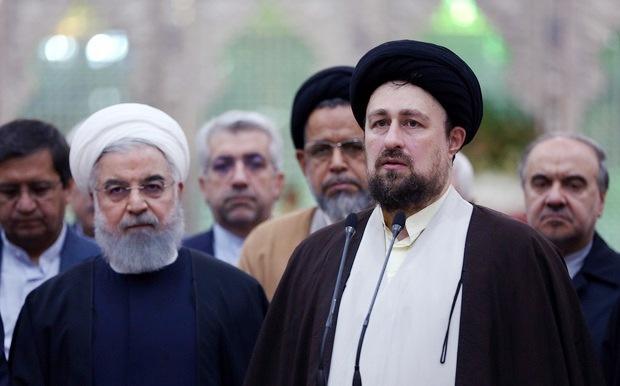 سید حسن خمینی: اگر خدمتی می شود یا کاستی وجود دارد هر دو معلول همه کسانی است که در جمهوری اسلامی نقش دارند