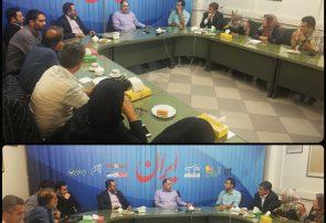 مراسم ویژه روز خبرنگار با حضور معاون مطبوعاتی وزیر فرهنگ و ارشاد اسلامی برگزار شد