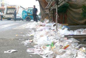 رهاسازی سالانه ۱۶۰ تن پلاستیک و ظروف پلاستیکی در طبیعت کاشمر