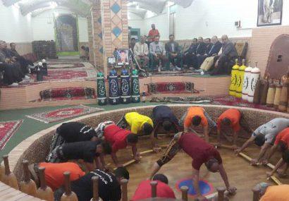 بررسی مشکلات ورزش پهلوانی و باستانی