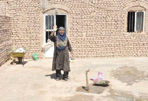 نشاندن بذر امید در دل اهالی گندمبر با وعدههای مسئولان