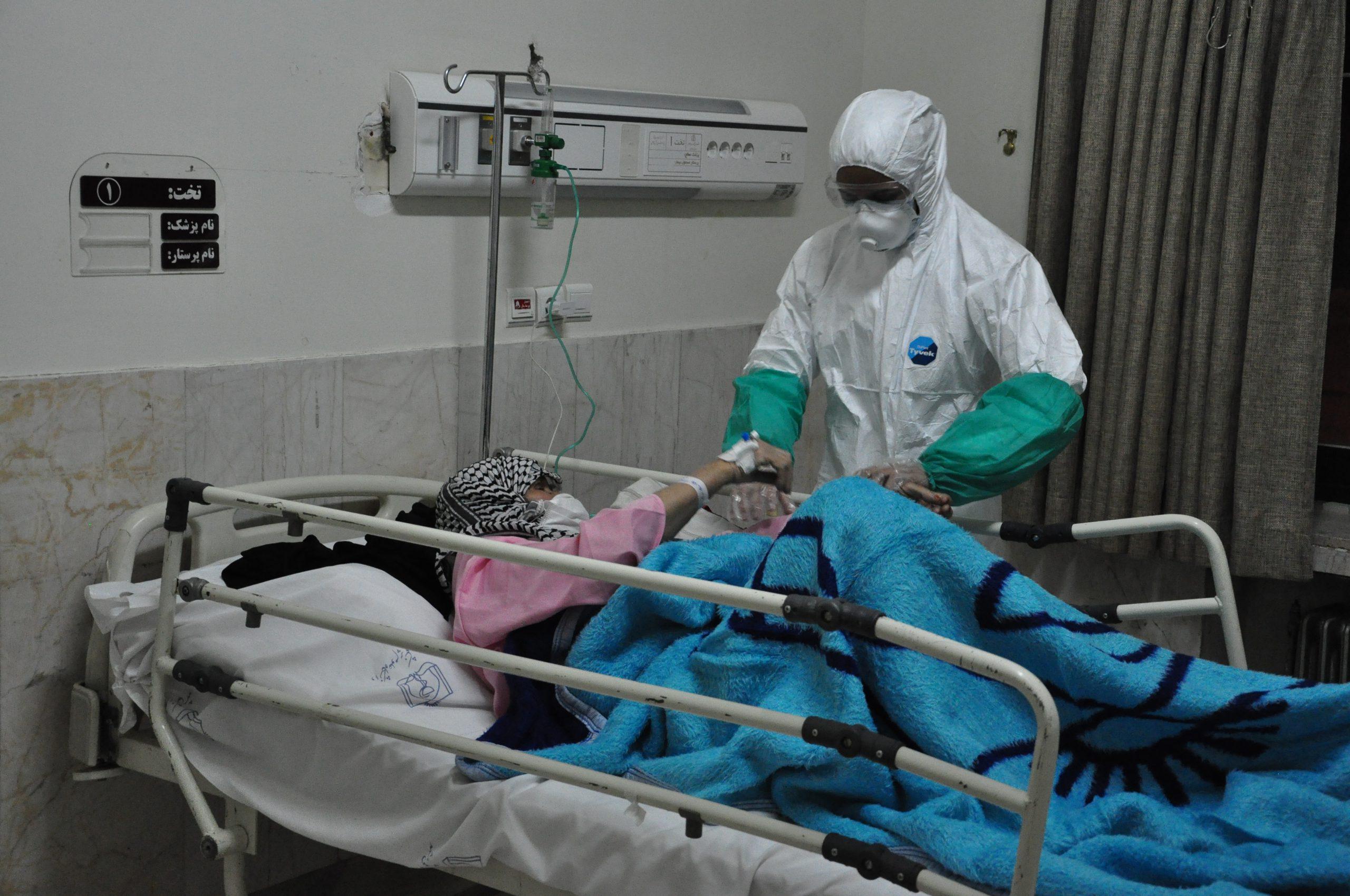 فوت سه نفر مبتلا به بیماری حاد تنفسی و بستری ۲۲ نفر در کاشمر