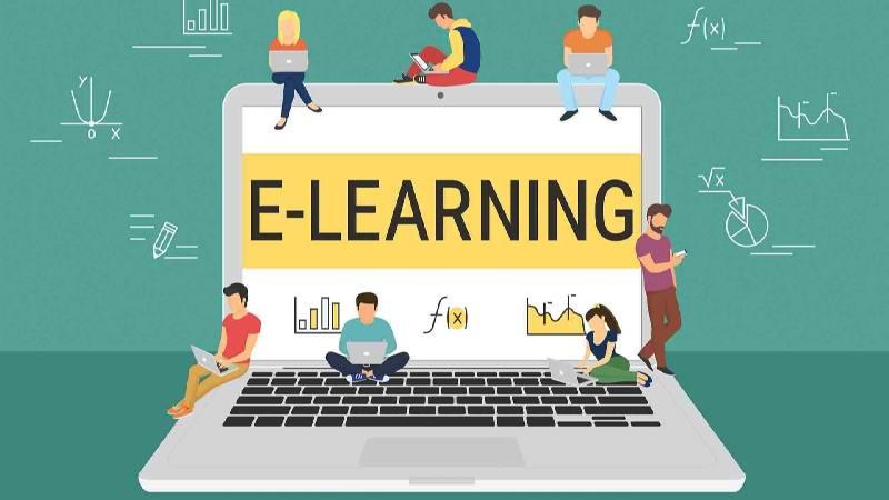 آموزش الکترونیکی در مرکز آموزش عالی کاشمر