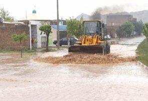 سیل، باران و ۲۰۴ میلیارد تومان خسارت
