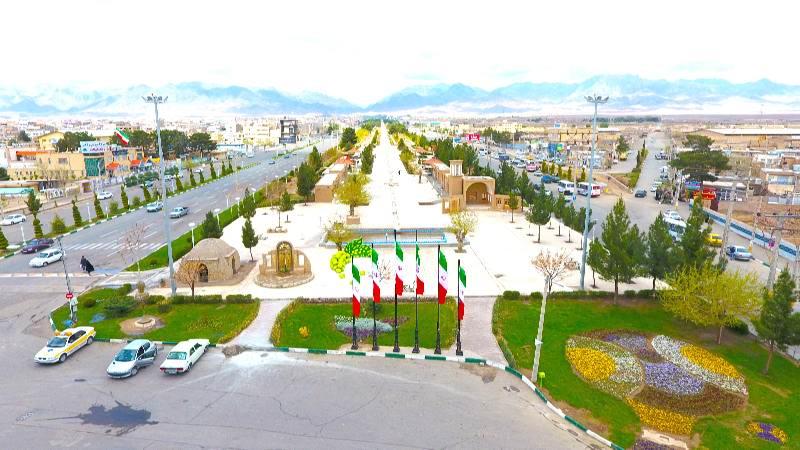 بلوار سید مرتضی(ع) تفرجگاهی مطلوب برای شهروندان و زائرین در کاشمر