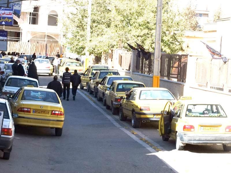 افزایش 35 درصدی نرخ کرایه تاکسی در کاشمر