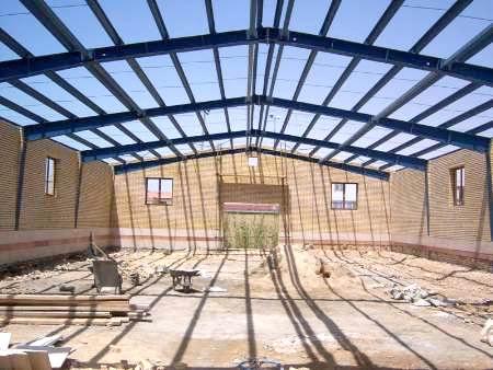 بزرگترین پروژه نیمهکاره خلیل آباد با ۱۳ سال قدمت!