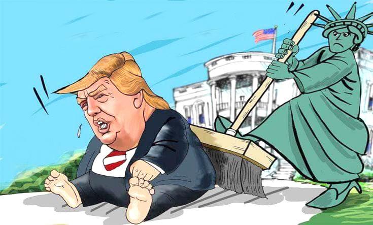 چرا اصولگرایان از شکست ترامپ ناراحتند؟!