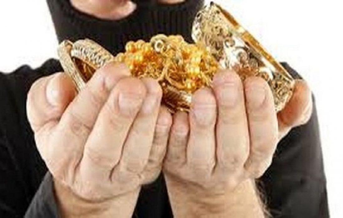 دستگیری متهمان به سرقت طلا به روش کش روزنی در کاشمر