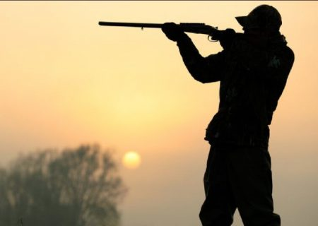 شکارچی سابقه دار در کاشمر دستگیرشد