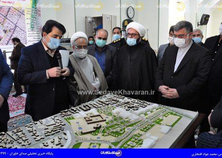 ۹۱ مصوبه؛ دستاورد سفر استاندار خراسانرضوی به منطقه ترشیز