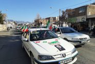 مردم شهر شهید مدرس بازهم در ۲۲ بهمن حماسه آفریدند