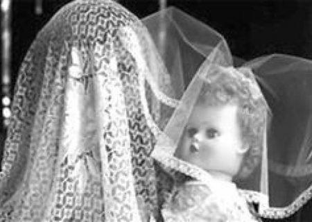 ازدواج زودرس یکی از عوامل ترک تحصیل در خلیل آباد است
