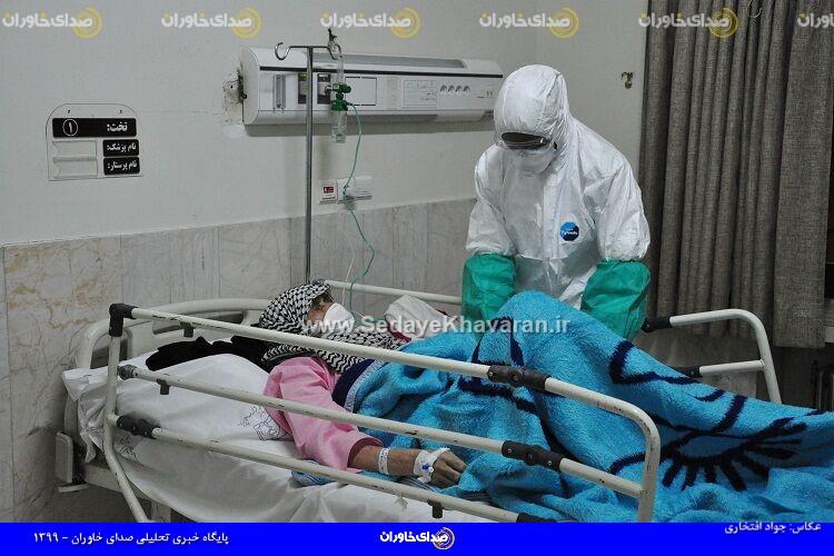 آخرین وضعیت بیماران کرونایی در کاشمر اعلام شد