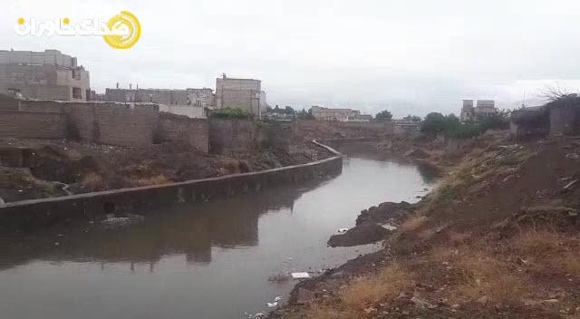 جمع آوری آبهای سطحی خدمتی نوين از شهرداری كاشمر (ارسالی از شهروند خبرنگار) – قسمت اول