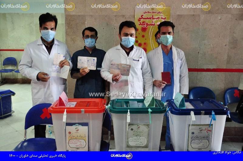 انتخابات 1400 کاشمر(2)