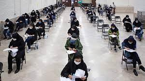 آمادگی مرکز آموزش عالی کاشمر برای برگزاری کنکور ۱۴۰۰ با رعایت شیوهنامههای بهداشتی