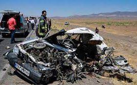 تصادفات منجر به فوت خراسانرضوی 63 درصد افزایش یافت